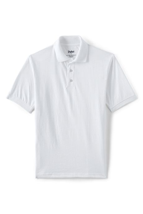 Third Party Product - Kids Short Banded Sleeves Jersey Polo Shirt