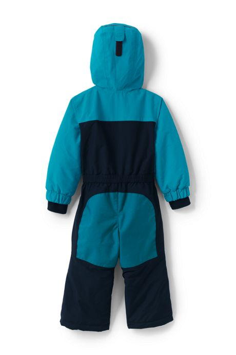 Little Kids Squall Iron Knee Waterproof Winter Snow Suit