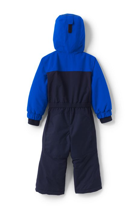 Toddler Kids Squall Iron Knee Waterproof Winter Snow Suit