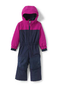 Little Kids Squall Iron Knee Waterproof Snow Suit