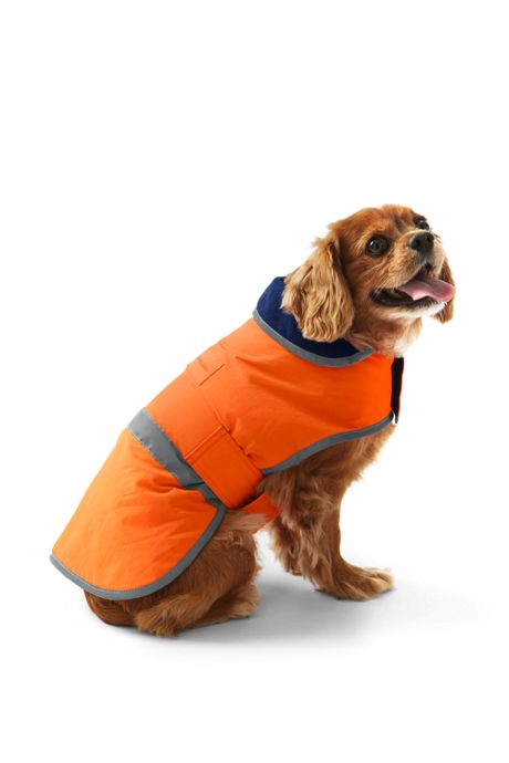 Dog Coat Solid Squall Jacket