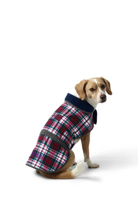Dog Squall Pattern Jacket