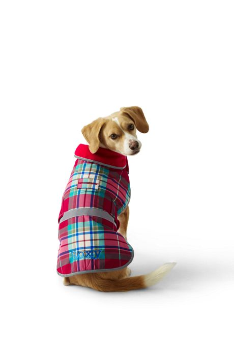Dog Coat Pattern Squall Jacket