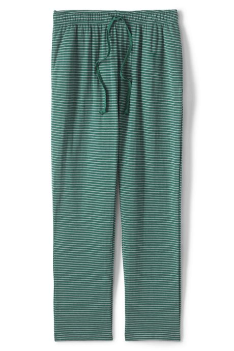 Men's Double Face Knit Sleep Pants