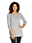 La Tunique en Jersey Stretch Brossé, Femme Stature Standard