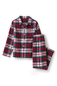 toddler boys flannel sleep set