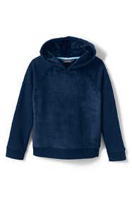 Girls Cozy Hooded Sweatshirt