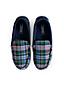 Men's Flannel Moccasin Slippers