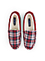 Women's Flannel Moccasin Slippers
