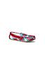 Women's Flannel Moccasin Slippers