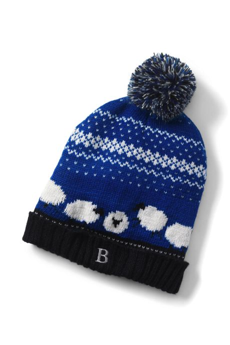 Women's Sheep Knit Winter Hat
