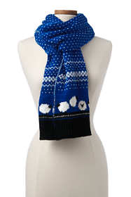 Women's Sheep Knit Scarf