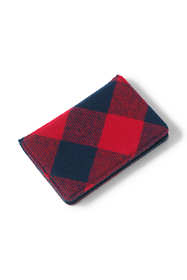 Flannel Passport Cover