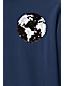 Le T-Shirt Graphique en Jersey à Motifs Paillettes, Garçon