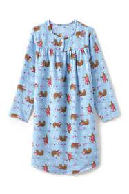 Girls Flannel Nightgown
