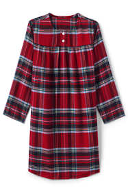 Toddler Girls Flannel Nightgown
