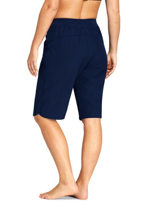 Women's Plus Size Comfort Waist 11