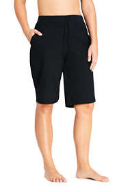 "Women's Plus Size Comfort Waist 11"" Board Shorts"
