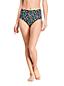 Bas de Bikini Imprimé Taille Haute Sunrise, Femme Stature Standard
