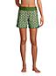 Short AquaSport Taille Confort Maillot Intégré, Femme Stature Standard