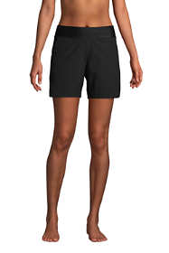 "Women's Comfort Waist 5"" Swim Shorts with Panty"