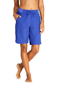 "Women's Long Comfort Waist 9"" Board Shorts"