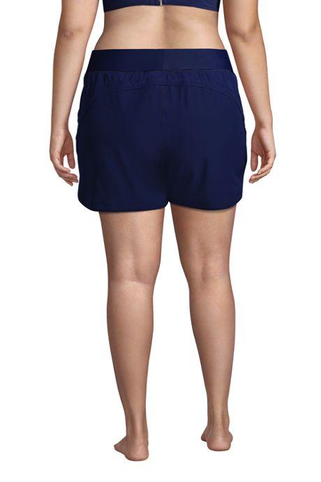 Women's Plus Size Comfort Waist 5