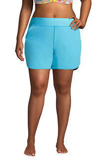 Women's Board Shorts - with Swim Briefs