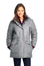 Women's Tall Heathered Squall Insulated Winter Parka