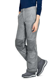Women's Petite Heathered Squall Insulated Snow Pants