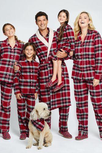 Flannel Dog Bandana
