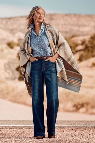 Women's Plus Size Classic Leather Belt