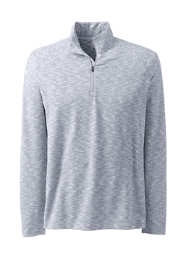Men's Big Space Dye Quarter Zip