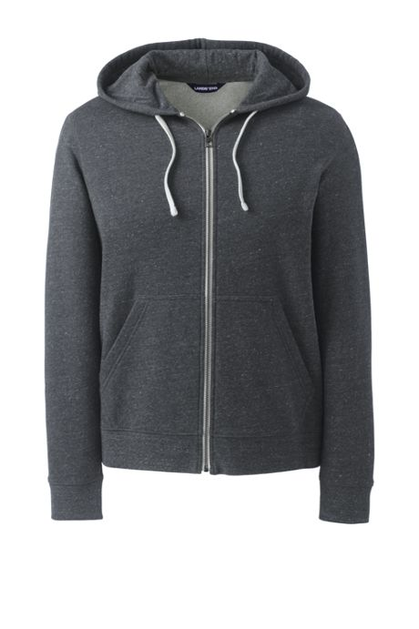 Men's Big Brushed Fleece Hoodie