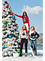 Supima Motiv-Weihnachtspullover