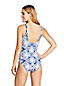 Women's Print Sweetheart Neck Perfect Swimsuit