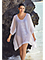 Women's Embroidered Kaftan Beach Cover-up