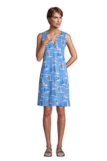 Strandkleid Print für Damen