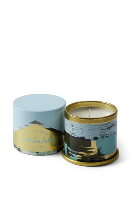 Fresh Sea Salt Candle Tin
