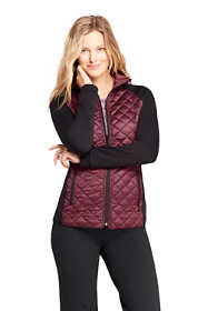 Women's Active Hybrid Insulated Powerstretch Jacket