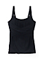 Women's Slender Separates Square Neck Tankini Top