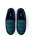 Men's Patterned Moccasin Slippers