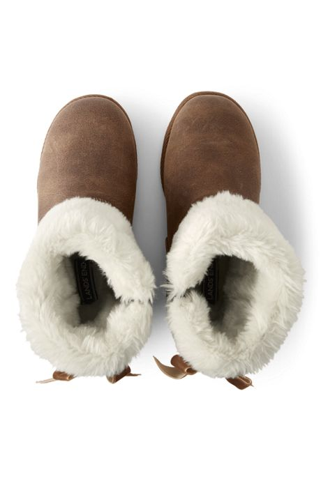 Girls Cozy Boots