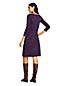 La Robe Housse en Jersey à Motifs, Femme Stature Petite
