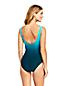 Women's Wrap Front Slender Swimsuit, Pattern