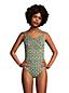 Maillot 1 Pièce Amincissant Carmela Imprimé, Femme Grande Taille