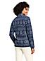 La Veste Douillette en Polaire Sherpa à Motifs, Femme Stature Standard