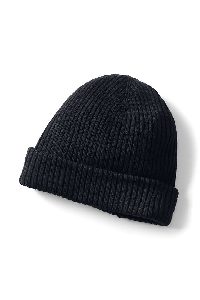 Men's Knit Winter Hat, Front