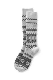 Men's Pattern Boot Socks