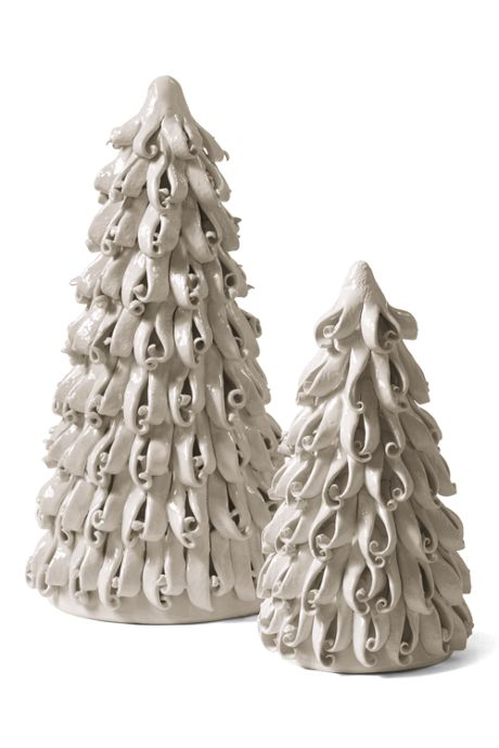 Decorative Evergreen Christmas Tree